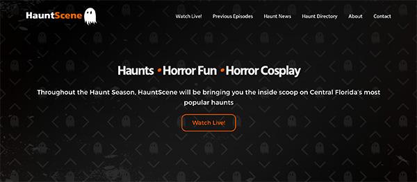 hauntscene-homepage